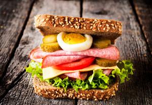 Single Sandwich