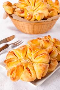 Flower Pastry