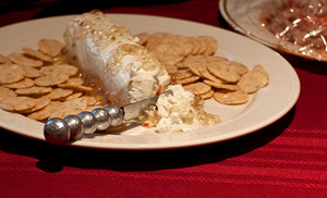 Food Party Goat Cheese