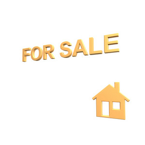 For Sale Sign.