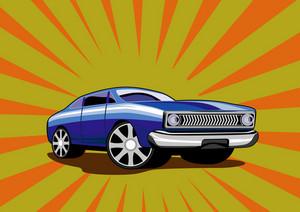 Ford Fairmont Car Retro