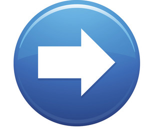 Forward Arrow Blue Circle