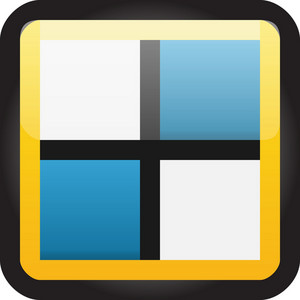 Four Squares Tiny App Icon