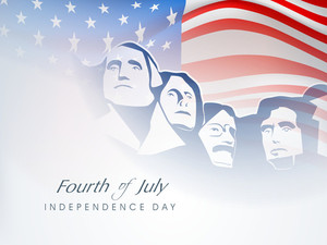 Fourth Of July American Independence Day Background