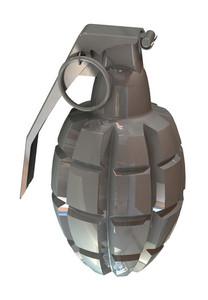 Fragmentation Hand Grenade Mk2
