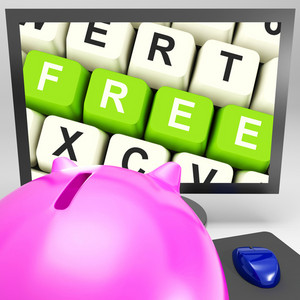 Free Keys On Monitor Shows Free Trial