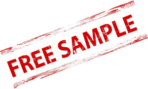 Free Sample Stamp