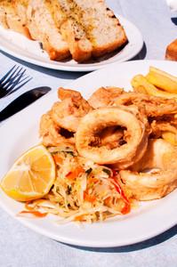 Fresh Fried Calamari