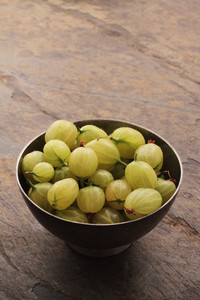 Fresh Gooseberries