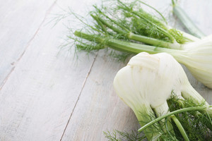 Fresh Harvested Fennel