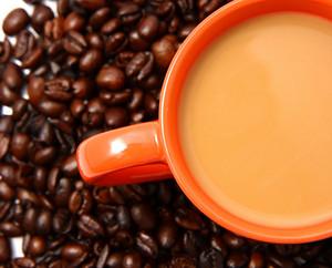Fresh Mug Of Brewed Coffee