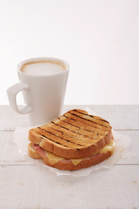 Fresh Toasted Sandwich