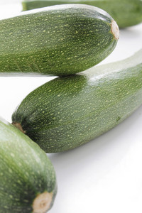 Fresh Whole Courgettes
