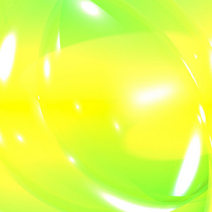 Fresh Yellow And Green Abstract Background Shows Vibrance And Vitality