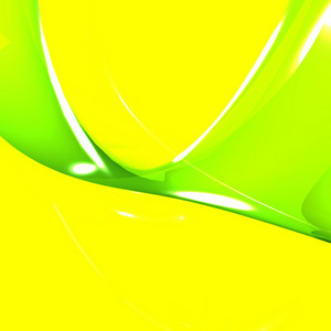 Fresh Yellow And Green Background Showing Vibrance And Vitality