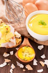 Fresh Yellow Mayonnaise