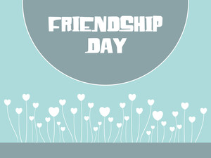 Friendship Day Illustration