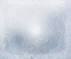 Frozen Glass Background