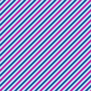 Blue And Purple Diagonal Striped Pattern On Frozen Inspired Paper