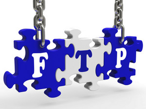 Ftp Sign Means File Transfer Protocol