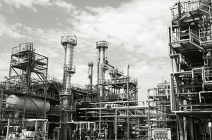 fuel industry and refinery