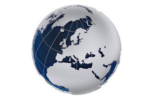 Full Globe - Europe