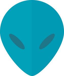Funky Alien Icon