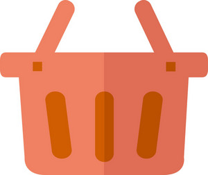 Funky Basket Icon