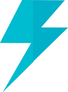 Funky Bolt Icon