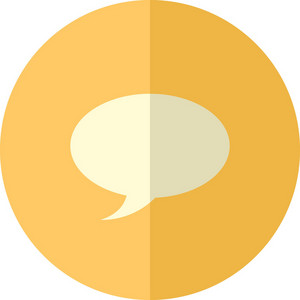 Funky Button Chat Icon