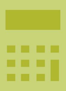 Funky Calculator 1 Icon