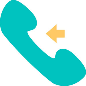 Funky Call Back Icon