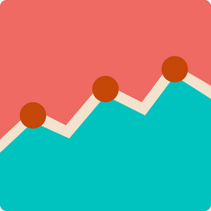 Funky Chart 5 Icon
