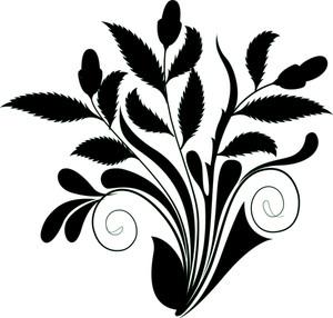 Funky Flourish Design Elements