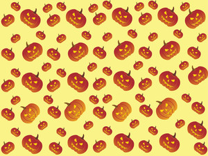 Funky Halloween Vector Sheet28