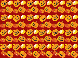 Funky Halloween Vector Sheet38