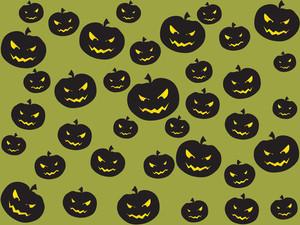 Funky Halloween Vector Sheet43