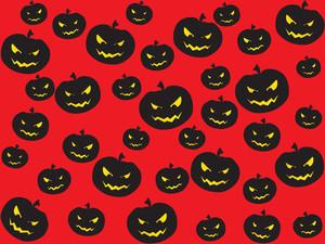 Funky Halloween Vector Sheet45