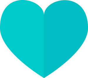 Funky Heart Icon