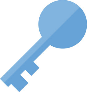 Funky Key Icon
