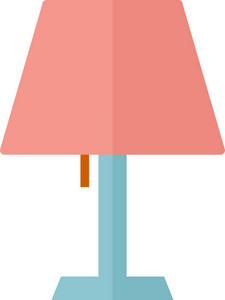Funky Lamp Icon