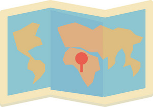 Funky Map 1 Icon
