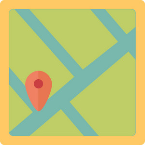 Funky Map 2 Icon