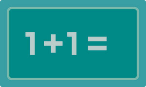 Funky Math Icon