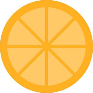 Funky Orange Icon