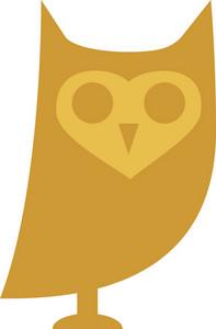 Funky Owl Icon
