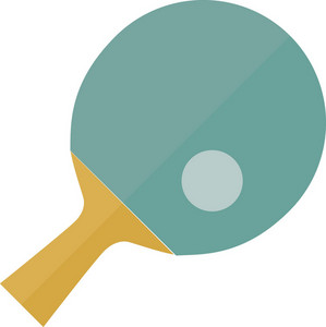 Funky Ping Pong Icon