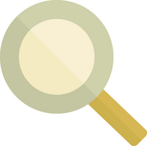 Funky Search Icon