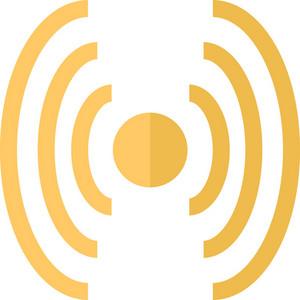 Funky Wifi Icon