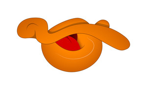 Funny Duck Mouth
